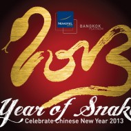 "<b>Novotel Bangkok Platinum welcomes the ""Snake Year""...</b>"