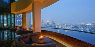 Romantic Poolside or Elegant Rooftop Dining Experience this Valentine's Day at Anantara Bangkok Sathorn