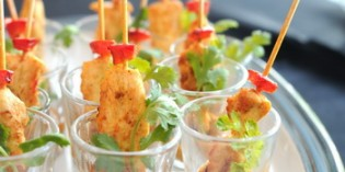 "Experience the season's hottest after-work hangout special  ""Taste of Thai Tapas"" at Dee Lounge, Novotel Ploenchit"