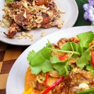 <b>Time For Soft Shell Crab at U Chiang Mai</b>