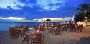 Sweet Valentine Dinner on the Beach @ Centara Grand Mirage Beach Resort, Pattaya