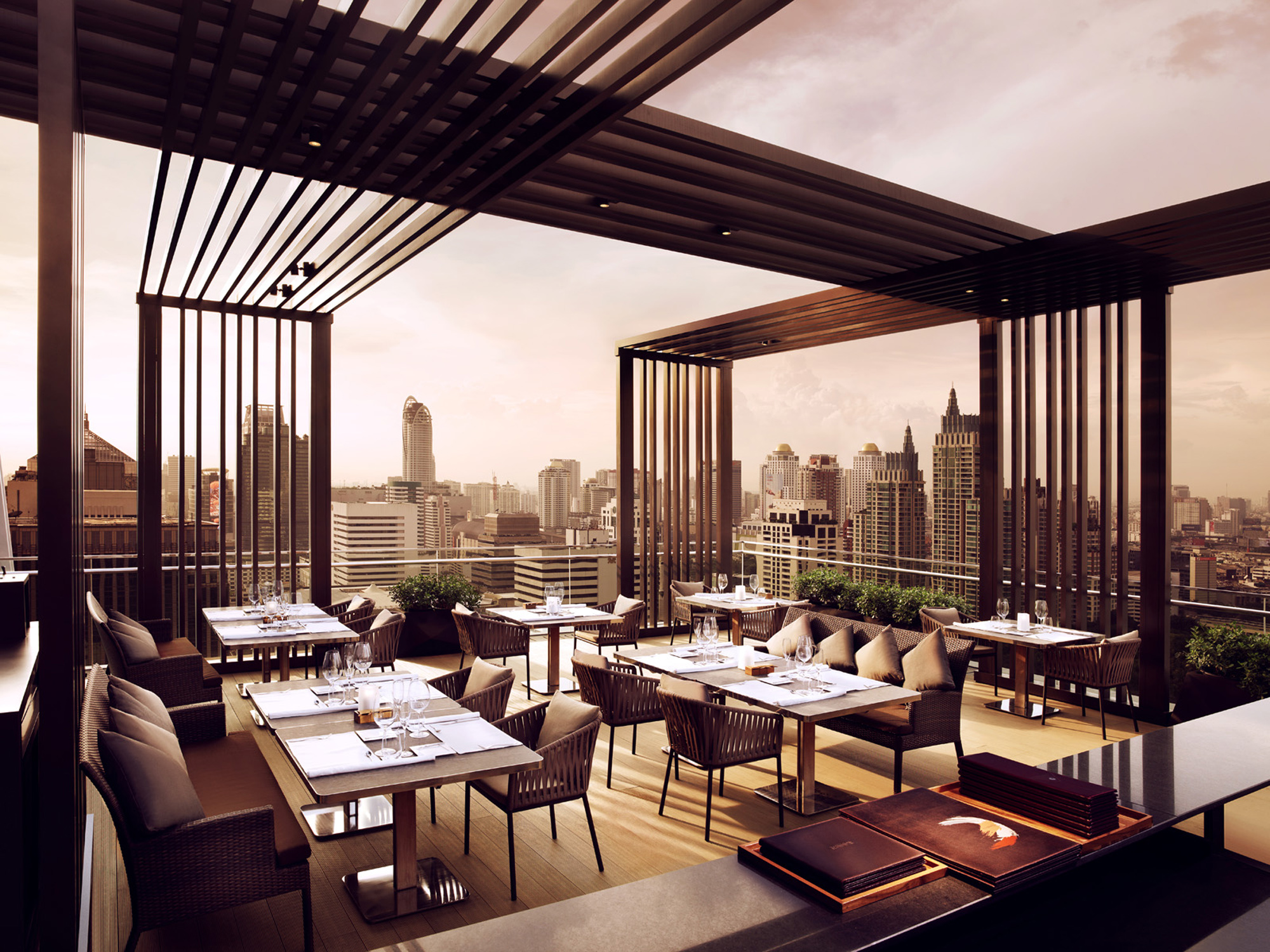 Two star michelin chef becker plans ace service at elements for Becker study plan