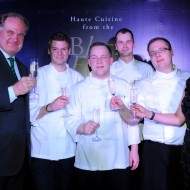 <b>Haute Cuisine at Vertigo Restaurant, Banyan Tree B...</b>