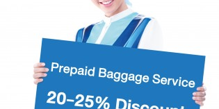 "Bangkok Airways introduces ""Prepaid Baggage Service"""