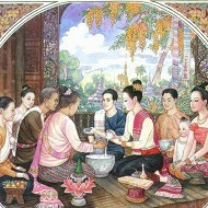 <b>I Heart Songkran Dinner - Radisson Suites Bangkok ...</b>