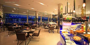 International Buffet, The Terrace@72 Ramada Plaza Menam Riverside Bangkok