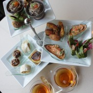 <b>SUCCUMB TO TEMPTATION WITH A TASTING ETAGERE AT ZE...</b>