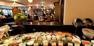 International Buffet Cascade – Amari Atrium Bangkok