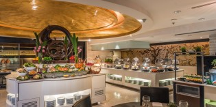 International Buffet Romsai Banyan Tree Bangkok