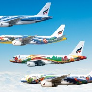 <b>Bangkok Airways named top 20 most colorful airline...</b>
