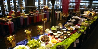 International Buffet@River Barge -Chatrium Hotel Riverside Bangkok