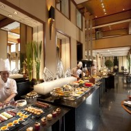 <b>International Buffet Colonnade Restaurant The Sukh...</b>