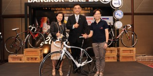 BANGKOK BIKE 2013: Bicycle Exhibition for cycling lovers