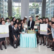 <b>1st Anniversary of Hug A Tree at Pullman Bangkok K...</b>