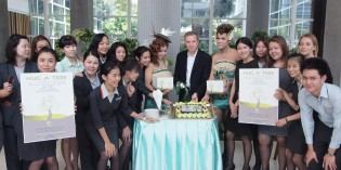 1st Anniversary of Hug A Tree at Pullman Bangkok King Power
