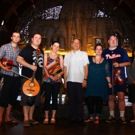 <b>Irish Band Visits the Lost World</b>