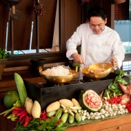 <b>Tasty Thai Dishes Spice Up Trader Vic's Famous Sun...</b>