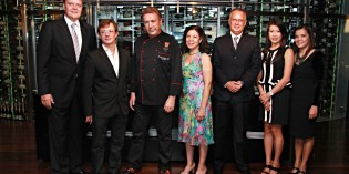 Ambassadors of Argentina and Brazil attend Tuscan Wine Dinner at Centara Grand CentralWorld