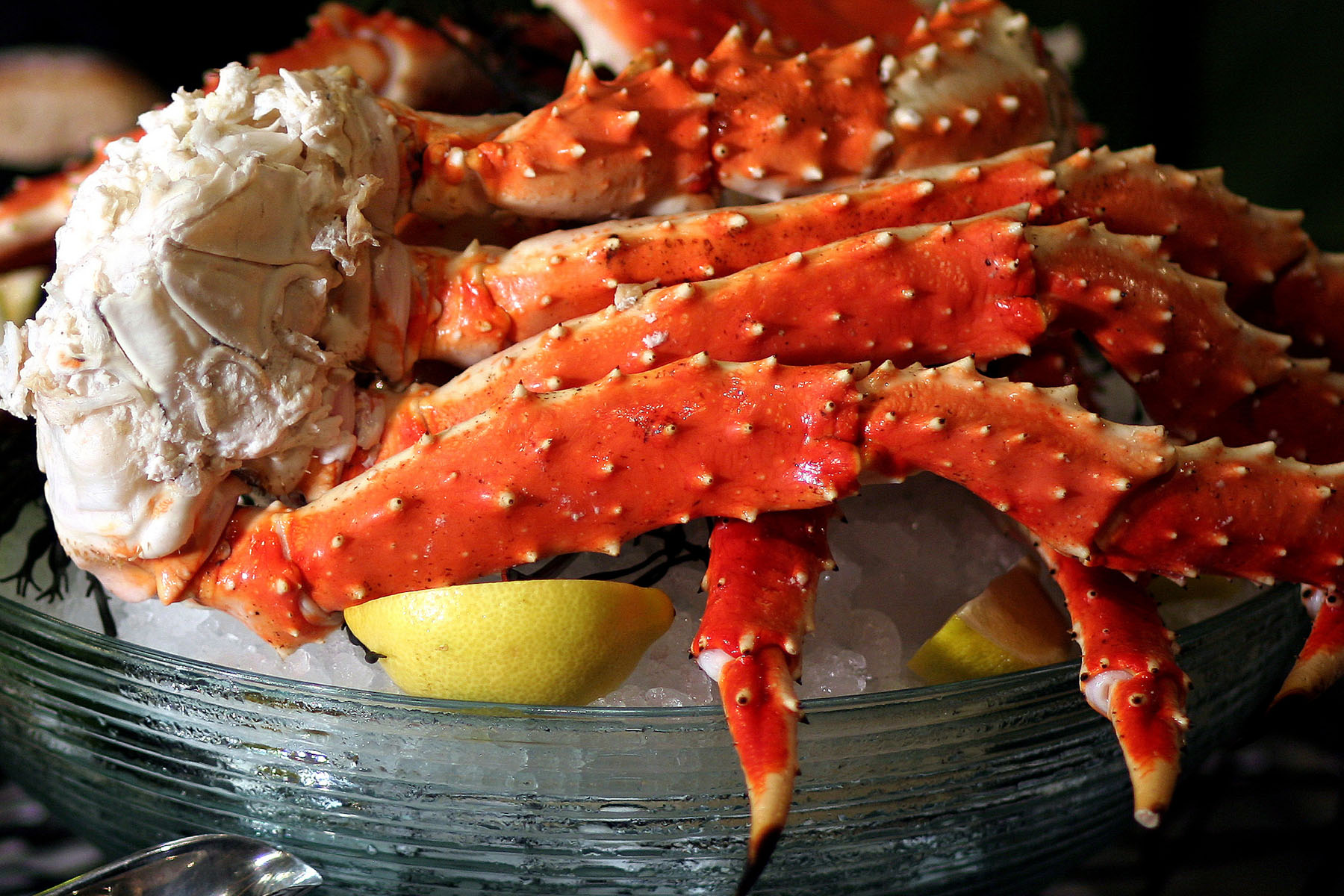 King crab 1 at for Alaskan cuisine traditional