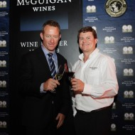 <b>McGuigan's James Evers with Siam Winery, brings Mc...</b>