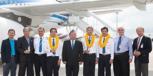 Bangkok Airways takes delivery of its latest aircraft A319