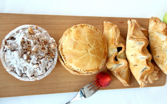 Pies & Pasties at Swizzles