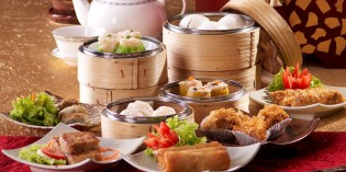 Dim Sum extravaganza at the Landmark