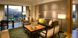 THE SUITE FAMILY EXPERIENCE AT MANDARIN ORIENTAL, TOKYO