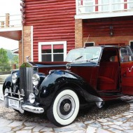 <b>Classic cars at the 11th Hua Hin Automobile Concou...</b>
