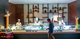 The World and Ginger Buffet at Centara Grand, Central World