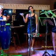 <b>Trader Vic's turns into a haven for music lovers!</b>