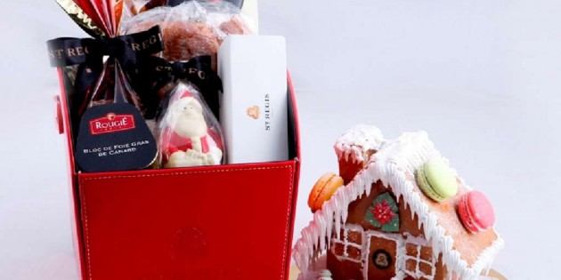 The St. Regis Holiday Hampers