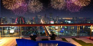 Mode Sathorn: New Year's Eve Countdown