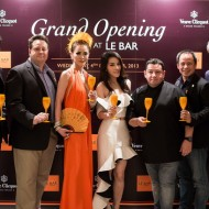 <b>Le Bar the first Veuve Clicquot Champagne lounge i...</b>