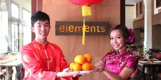 Celebrate Chinese New Year of Green Horse in 2014 at Sheraton Pattaya Resort