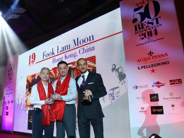 Highest Climber Award, Sponsored by Zacapa Rum_Fook Lam Moon, Hong Kong_resize