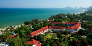 Centara Grand Beach Resort and Villas Hua Hin named as Top Hotel 2014
