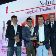 <b>Asia's 50 Best Restaurants 2014 Winners</b>