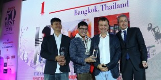 Asia's 50 Best Restaurants 2014 Winners