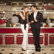 <b>TIME FOR ROMANTIC DINING TO REMEMBER AT L'APPART</b>