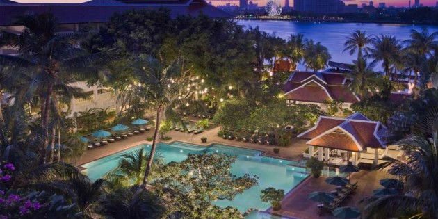Luxury Weekend Break At Anantara Bangkok Riverside