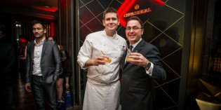 Chivas and Manhattan Bar luxury Dinner_Event