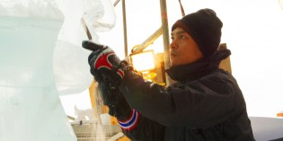 Royal Orchid Sheraton wins 3rd place in World Ice Art Championships