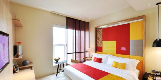 Songkran stay at Mode Sathorn