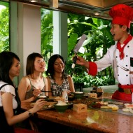 <b>Benihana's Special Birthday Party Packages at Anan...</b>