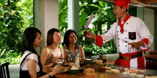 Benihana's Special Birthday Party Packages at Anantara Bangkok Riverside