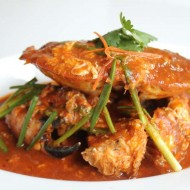 <b>SINGAPORE CRAB AT VIU, THE ST. REGIS BANGKOK</b>