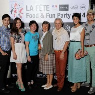 <b>La Fete Food and Fun Party at Heaven Bangkok</b>