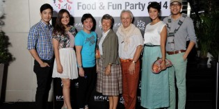 La Fete Food and Fun Party at Heaven Bangkok