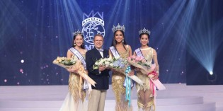 Congratulations Newly crowned Miss Thailand World 2014